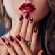 manicure hybrydowy gelish